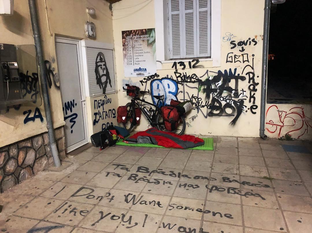 cicloturismo grecia