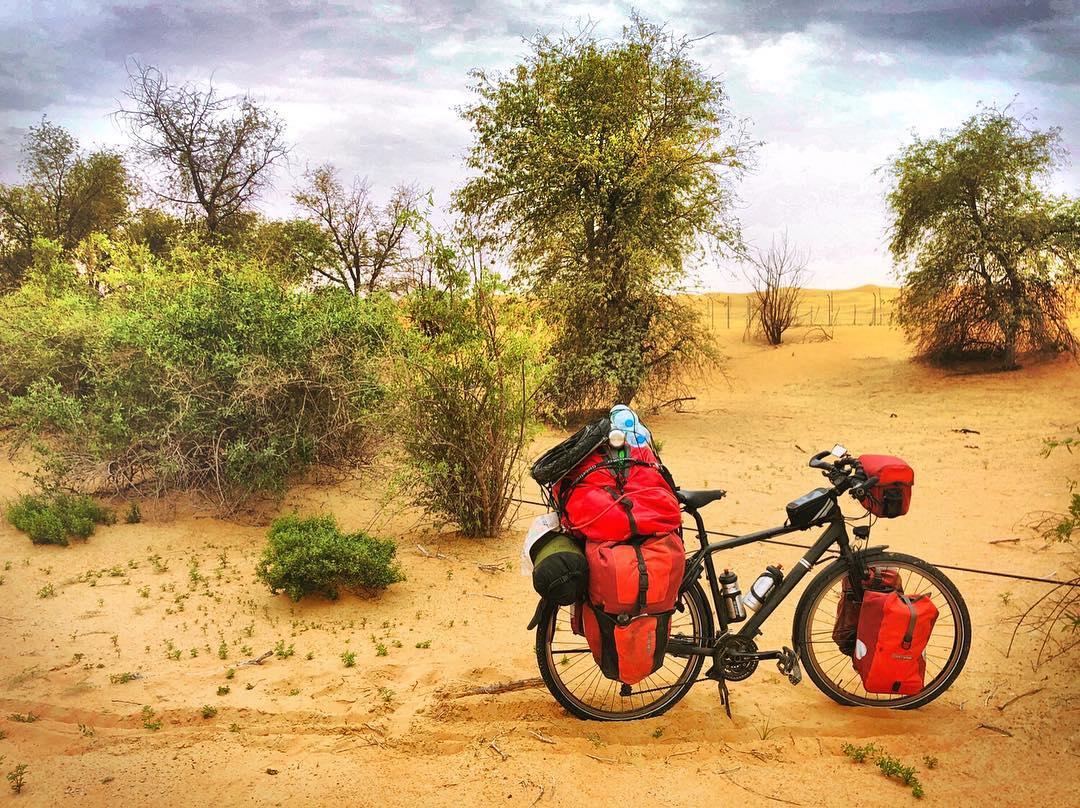 cicloturismo emirates arabes unidos